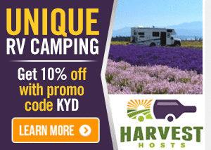 KYD Harvest Camping